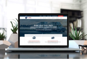 Atech Website Home Page