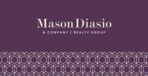 Mason Diasio Realty Group branding by Annatto.