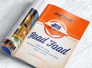American Cancer Society Event Branding Food Festival Annatto