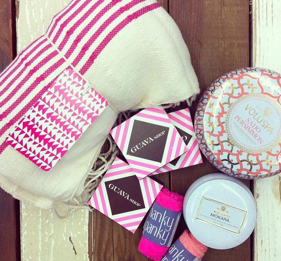 Guava Shop Matchboxes