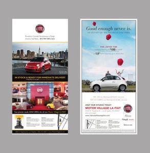 Motor Village La >> Motor Village La Advertising Annatto Annatto