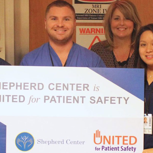 Client Spotlight :: Shepherd Center