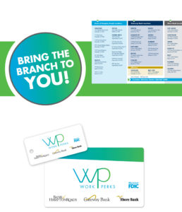 Work Perks Card Branding