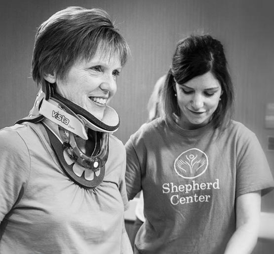 Shepherd Center Year End Report