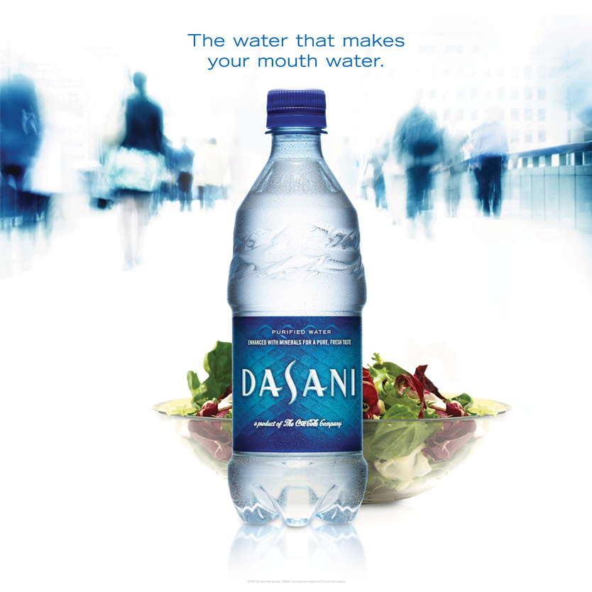 DASANI Point of Sale Poster by Annatto