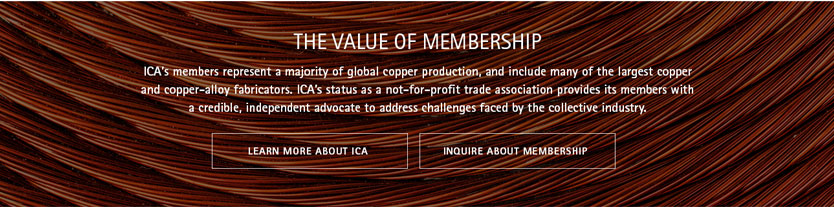 Copper Alliance Call to Action
