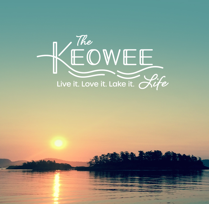 The Keowee Life branding by Annatto