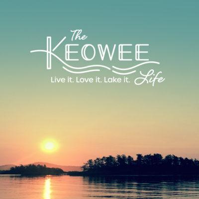 The Keowee Life branding by Annatto.