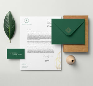 Stoeck Interiors Stationery Suite