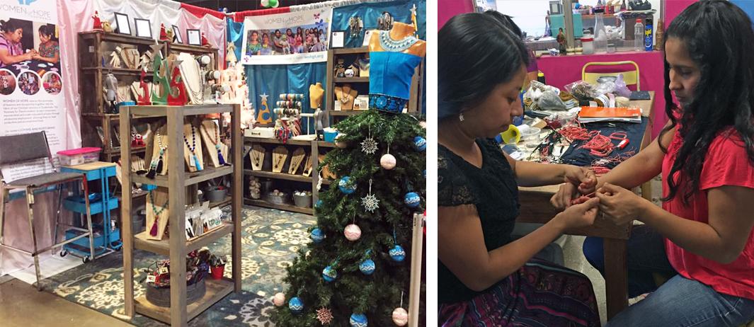 Women of Hope Guatemala - Holiday Market and Artisans