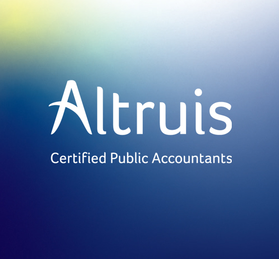 Altruis Certified Public Accountants Brand Identity - Logo Design by Annatto