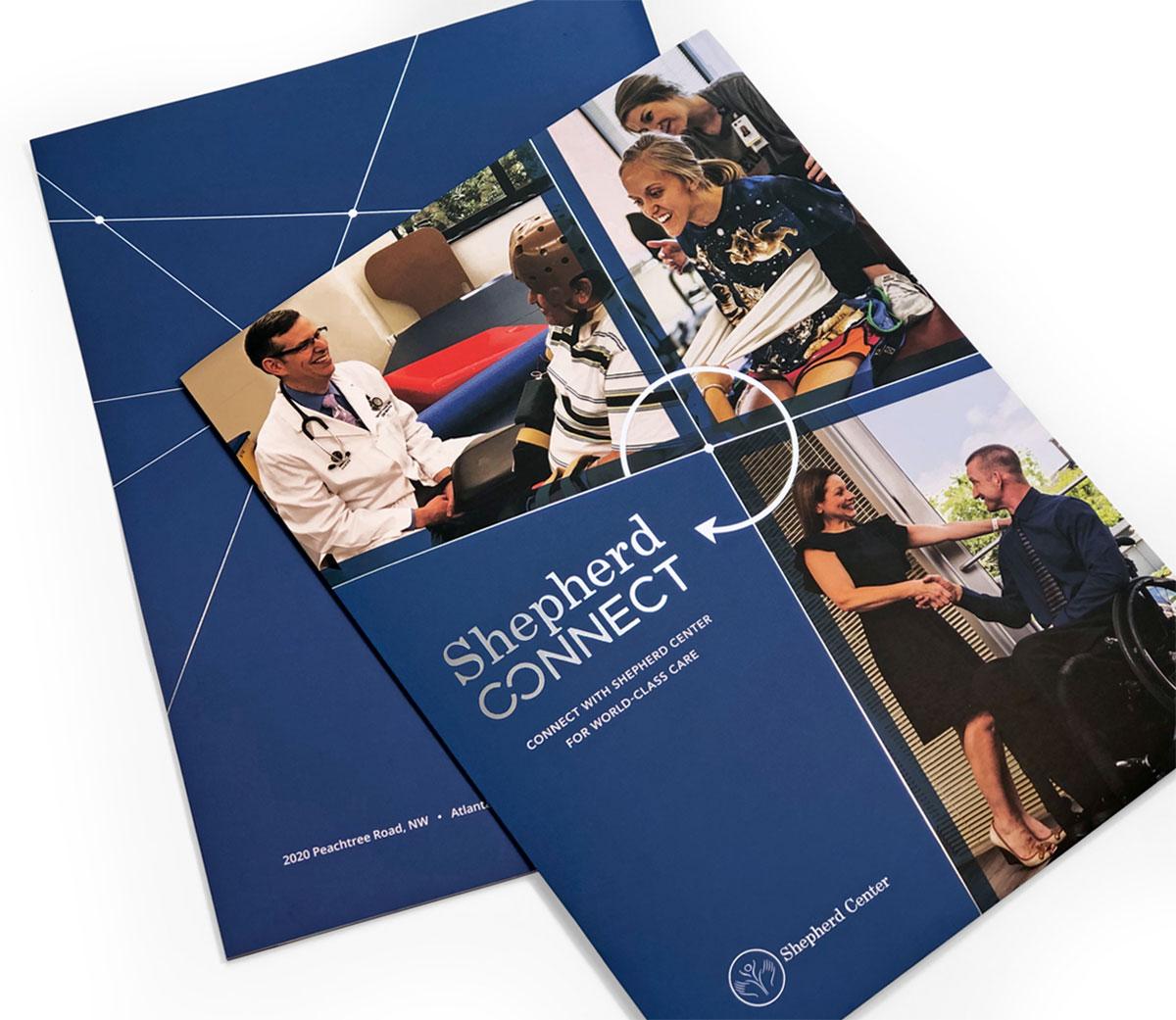 Shepherd Center ShepherdConnect Booklet Cover