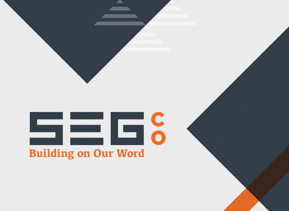 SEG Companies Brand Identity by Annatto