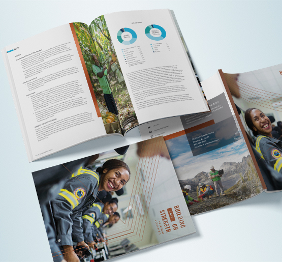 Sustainability Report International Mining Company