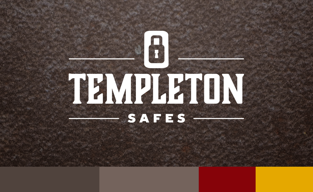 Templeton Safes - Brand Identity by Annatto